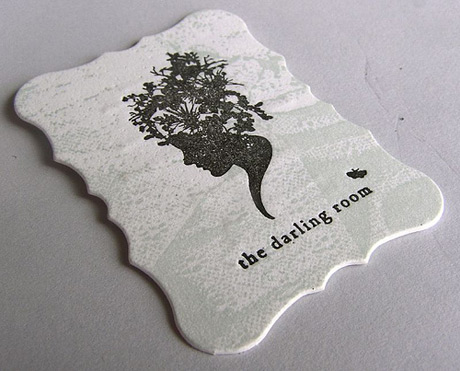 Die Cut Business Cards and Printing | Bracha Designs